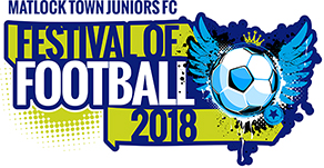 MTJFC Festival Of Football 2017 Logo