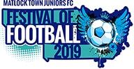 MTJFC Festival Of Football 2019 Logo
